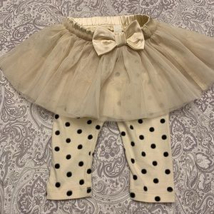 Gap   bottoms with attached tutu